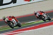 MotoGP - Ducati feiert: Beide Fahrer in den Top-5