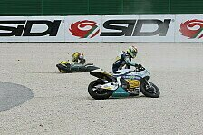 Moto2 - Drama um Aegerter und Folger in Misano