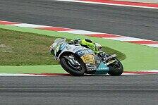 Moto2 - Aegerter nach Horror-Crash doch schwer verletzt