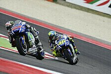 MotoGP - FP1 Aragon: Lorenzo voll auf Angriff