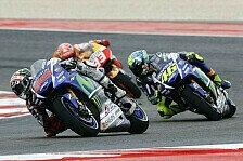 MotoGP - Flag-to-Flag: Fluch oder Segen?