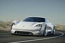 Auto - Auf der IAA: Porsche Mission E mit 600 PS