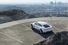 Auto - Bilder: Porsche Mission E