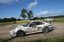 ADAC Rallye Masters - Favoritentreffen an deutsch-französischer Grenze
