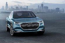 Auto - Audi zeigt seine Elektro-Zukunft