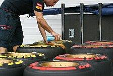 Formel 1 - Pirelli: Neue Druckvorgaben schon vor Spa geplant