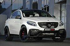Auto - Brabus macht Mercedes zum schnellsten Coupe