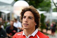 Formel 1 - Merhi: Erst in Singapur vom Aus erfahren