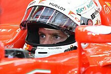 Formel 1 - Vettel: Kampfansage an Nico Rosberg