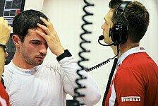 Formel 1 - Manor: Das große Ganze im Auge behalten