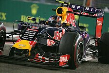Formel 1 - Jordan: VW kauft Red Bull Racing