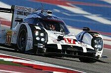 WEC - Webber-Porsche legt in Fuji vor