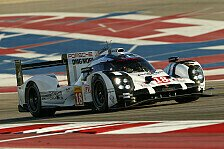 WEC - Porsche in Austin auf Pole Position