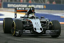 Formel 1 - Perez-Zukunft: Force India oder Lotus?