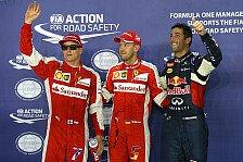 Formel 1 - Live-Ticker: Der Samstag in Singapur