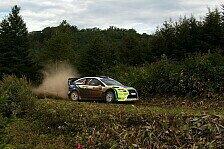 WRC - Grönholm liegt nach dem ersten Tag in Führung
