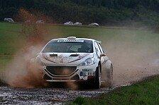 DRM - Litermont-Rallye: Zeltner baut DRM-Führung aus