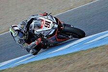 Superbike - Leon Haslam schlägt Rea im nassen Qualifying