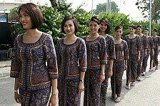 Formel 1 - Bilder: Singapur GP - Girls