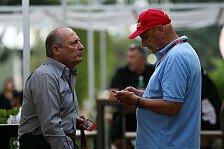 Formel 1 - Button: Ärger nach Toiletten-Talk mit Lauda