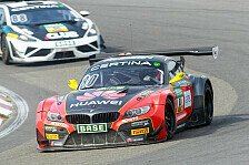 ADAC GT Masters - BMW-Sieg im Zandvoort-Thriller