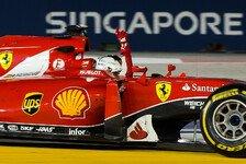 Formel 1 - Arrivabene: Ziel auf fünf Siege erhöht