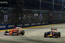 Muss Mercedes beim Nachtrennen zittern?