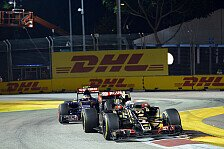 Formel 1 - Lotus Vorschau: Japan GP
