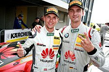 ADAC GT Masters - Vierter Saisonsieg für Baumann in Zandvoort