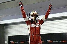 Formel 1 - Singapur GP: Die Tops und Flops