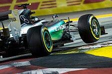 Formel 1 - Singapur: Auch 2016 Mercedes' Achillesferse?