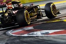 Formel 1 - Chester: Nicht mit maximalem Abtrieb in Suzuka