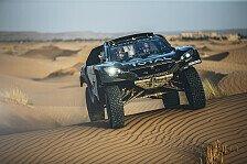 Dakar - Peugeot-Kampfansage: 2016-Ausbaustufe des 2008 DKR