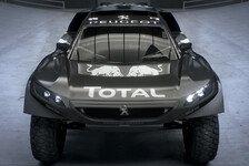 Dakar - Bilder: Peugeot 2008 DKR 16