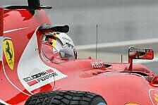 Formel 1 - Verregnetes Suzuka: Reichen die Regen-Reifen?