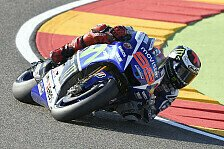 MotoGP - Lorenzo dominiert Aragon-Grand-Prix