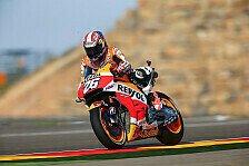 MotoGP - Pedrosa: Mehrere Beinahe-Crashes