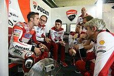 MotoGP - Frustration bei Ducati