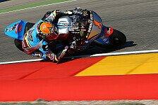 Moto2 - FP3 Aragon: Rabat mit Rekordzeit