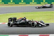 Formel 1 - Alonso und Button glauben nicht an den WM-Titel