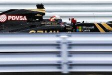 Formel 1 - Lotus: Bestes Teamresultat seit Indien 2013