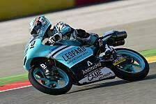 Moto3 - Offiziell: Kent mit Leopard in der Moto2
