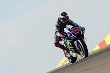 MotoGP - Lorenzo wieder unbeachteter Sieger