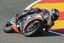 MotoGP - Bradls Motorbremse blockiert: Mehrere Ausrutscher
