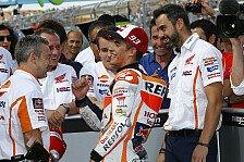 MotoGP - Marquez: Es wird schwer, aufs Podium zu kommen