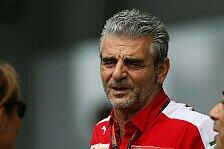 Formel 1 - Schumacher: Arrivabene von Reaktionen überrascht