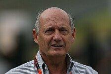 Formel 1 - Dennis sauer wegen Entwicklungs-Beschränkungen
