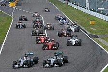 Formel 1 - TV-Quoten Japan GP: RTL verliert Zuschauer