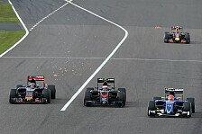 Formel 1 - Button: Ende der Japan-Serie tut weh