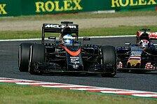Formel 1 - Honda: Leistungsdefizit wettgemacht?